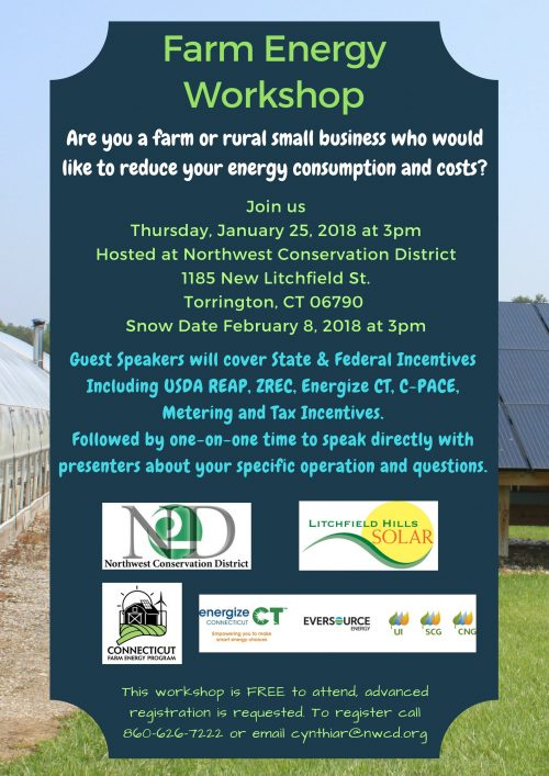 NW Energy Workshop
