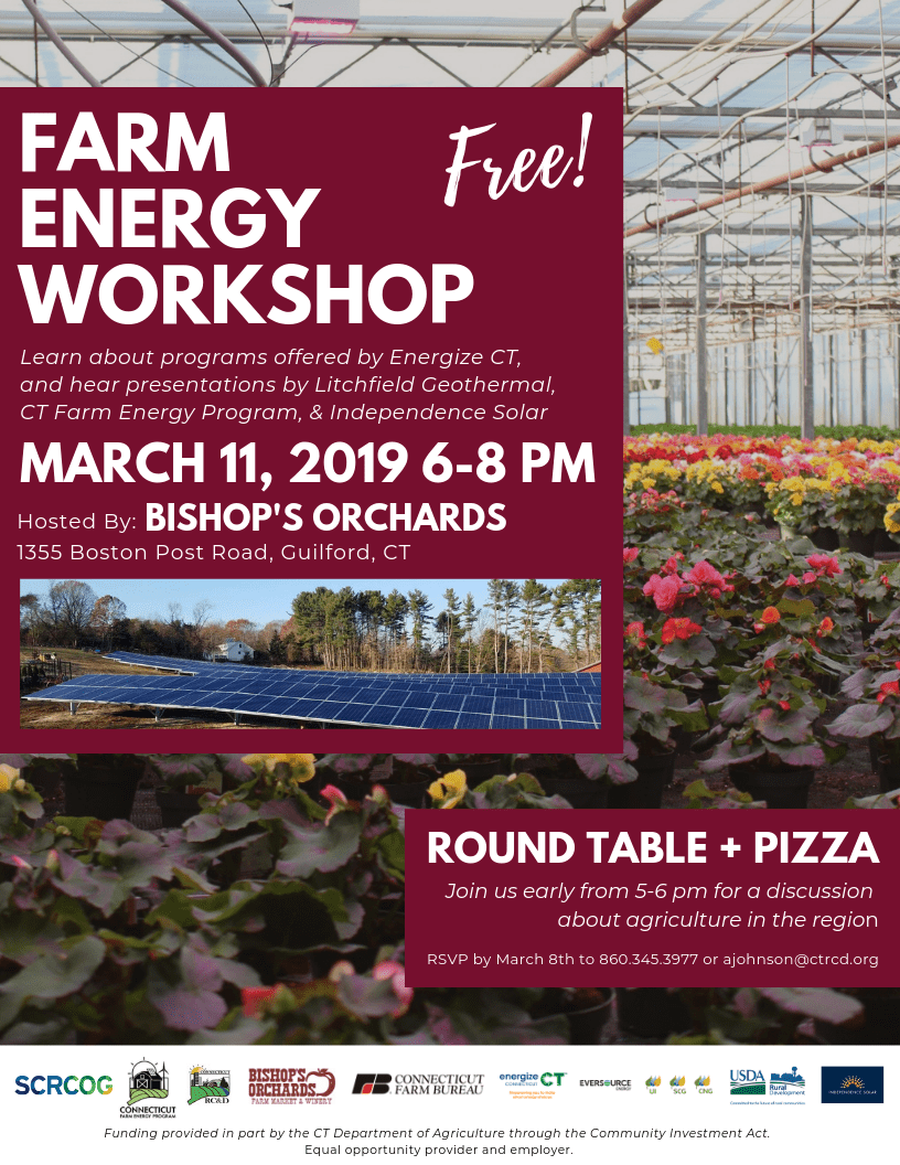 Farm Energy Workshop 3.11.19