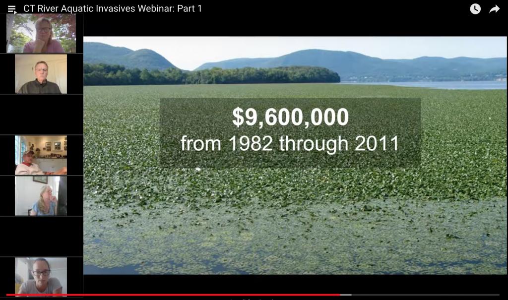 CT River Aquatic Invasives Webinar Part 1